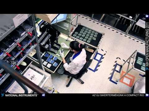 National Instruments - Open Manufacturing - Magyarország