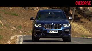 2018 BMW X3 | First Look | OVERDRIVE