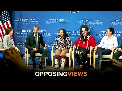 Obama Calls Out Sports Teams Using Native American Mascots