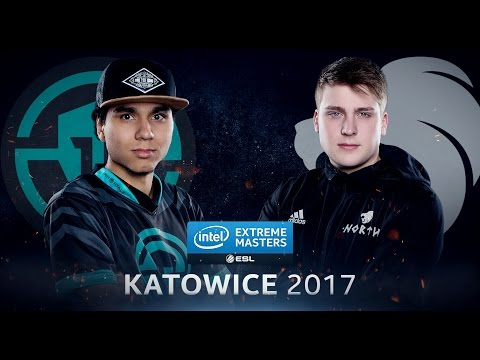 CS:GO - Immortals Vs. North [Overpass] Map 2 - Quarterfinal - IEM Katowice 2017