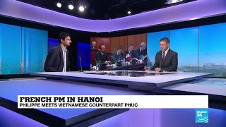 """French PM in Hanoi: """"Vietnam needs new allies and that could be the EU"""""""