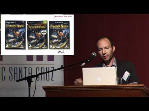 """design3 - UCSC """"Inventing the Future of Games"""" Symposium - Jordan Mechner"""