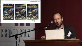 "design3 - UCSC ""Inventing the Future of Games"" Symposium - Jordan Mechner"