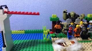 Yaşar Mükemmel Bir Atlyaış!!! -Lego Versiyon-
