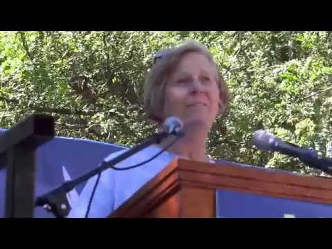 "OCCUPY PEACE! CINDY SHEEHAN! ""IF YOU'RE NOT FIGHTING THE SYSTEM, YOU'RE PART OF THE PROBLEM"""