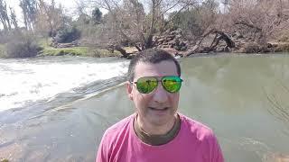 ОКОЛО РЫБАЛКИ Река Иордан