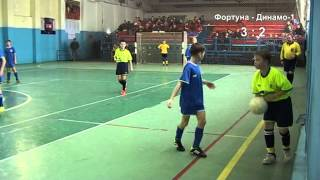 2014 | Мини-футбол | Иваново | Фортуна (Сыктывкар) - Динамо-1 (Кострома)