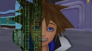 Kingdom Hearts RE:Coded in a nutshell