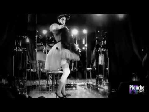 Le pari Burlesque de Miss Glitter Painkiller