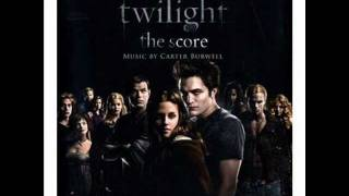 5 - Humans Are Predators Too - Carter Burwell - The Score Twilight
