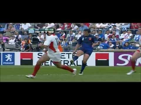 France 64-7 Géorgie Coupe Du Monde 2007