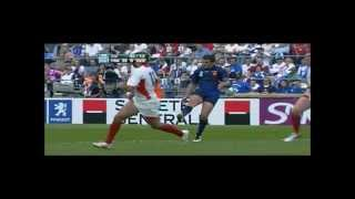 France 64-7 Géorgie Coupe du monde 2007