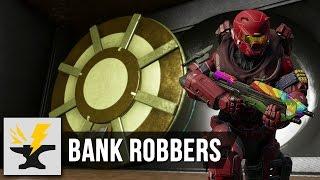 Bank Robbers - Halo 5 Custom Game