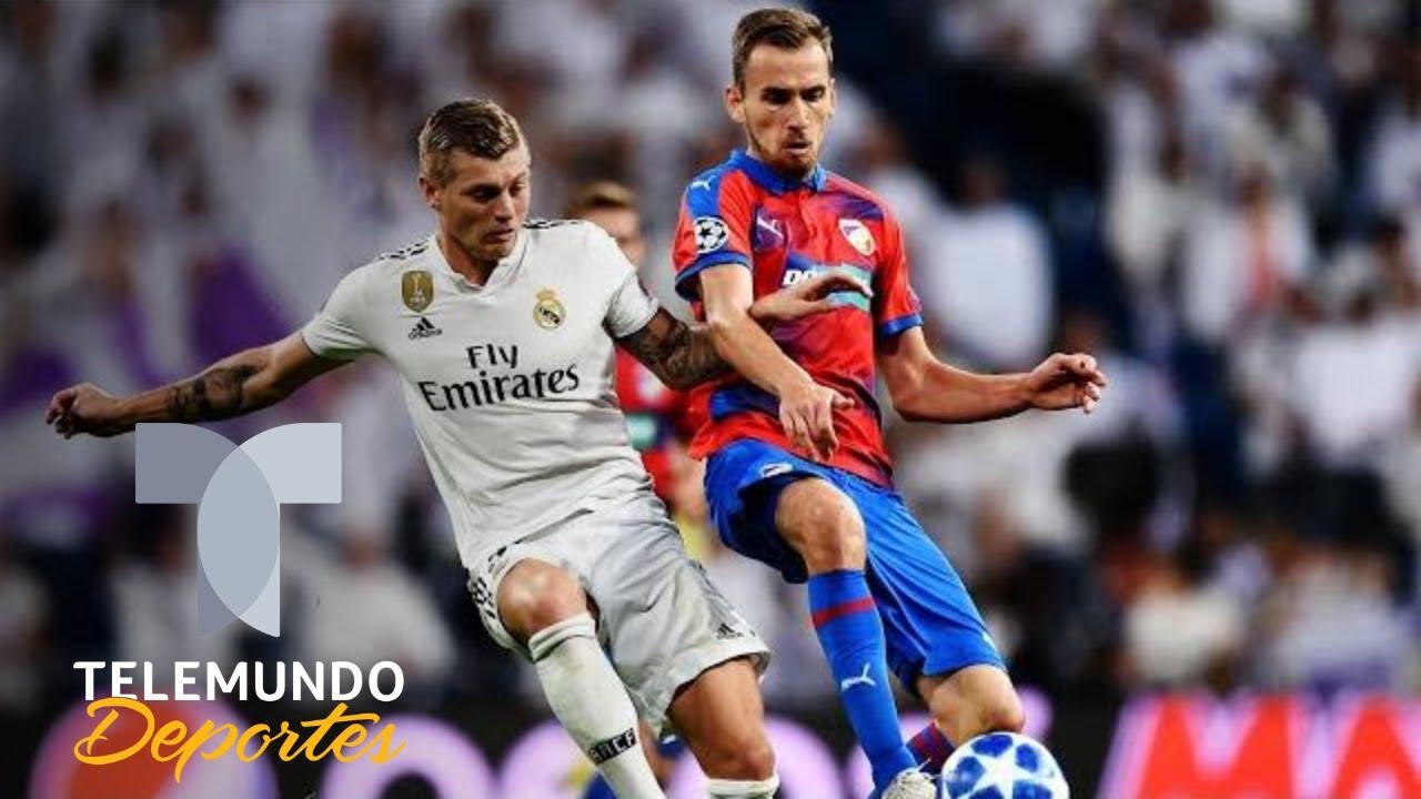 Exhibicin y goleada del Bayern a un pobre Real Madrid