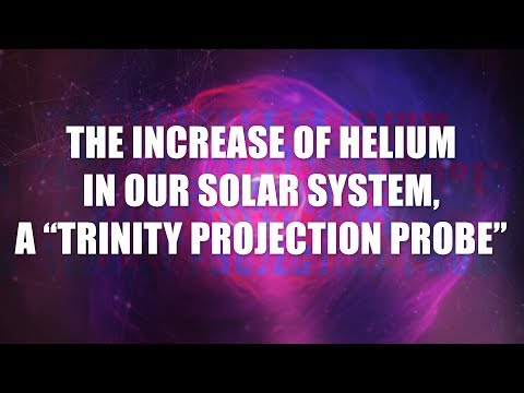 Discussion On The Increase Of Helium In Our Solar System, A
