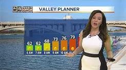 Temperatures to warm up across Arizona