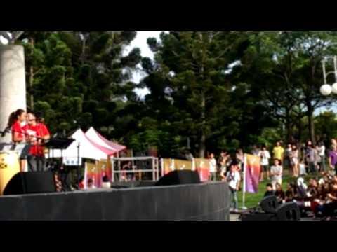 2013音樂聯合國-2013 聯合音樂國-Sol La Ley-band live