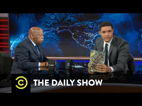 The Daily Show - John Lewis Extended Interview