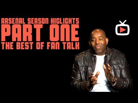 Arsenal Season Highlights - Part One - ArsenalFanTV.com