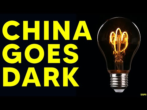 Major Power Outages in China! What's Really Going On?