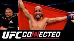 UFC Connected: Mirsad Bektic, Abu Azaitar, Fight Night Hamburg