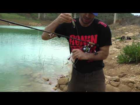 рыбалка испания на озере и реках