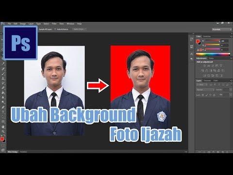 tutorial cepat seleksi rambut ala profesional dengan 3 langkah di adobe photoshop.