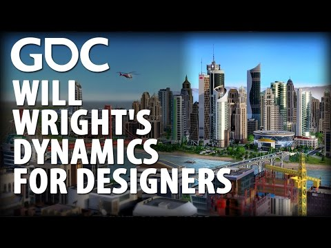 Will Wright's Dynamics for Designers