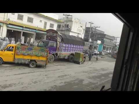 Awam Express in Islamabad    Traditional Track Sound    Parallel Action    Amazing Velocity