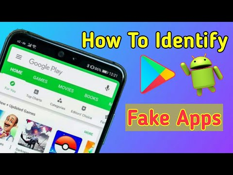 How To Spot Fake And Duplicate Apps On Google Play Store   Android Tips & Tricks