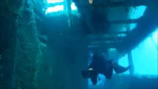 Wreck Diving in Palma de Mallorca / 1080p