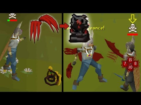 Tier 10's Galore - Dragon Claws Pking (Maxed 60 Attack Zerk): OSRS