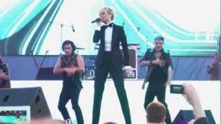 "Полина Гагарина - ""Нет"" (ELLO Festival 2012)"