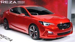 Subaru Impreza Studie (LA 2015) - Neues Concept-Car von Subaru