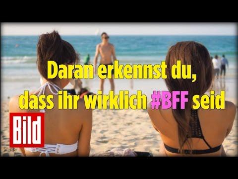 Der BFF-Code: Daran erkennst du ob sie WIRKLICH deine Beste Freundin ist