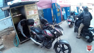 How To Get PUC Certificate - Emission Testing Done For Car / Bike ? TVS StarCity+ | Bengaluru| India