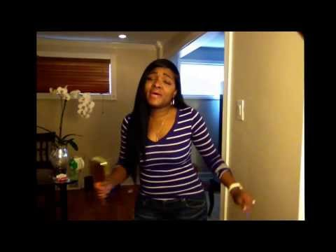 Tamar Braxton-All The Way Home (Live) Cover