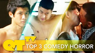 Top 3 Funniest Gay Comedy Horror You Must Watch on QTTV