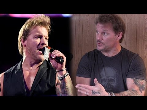 Chris Jericho On Hiatus From WWE, His Band Fozzy's New Single