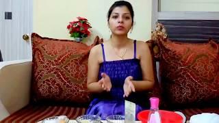 how to do face cleanup at home // घरेलू चीजों से चेहरे को साफ करके कैसे निखार पाए
