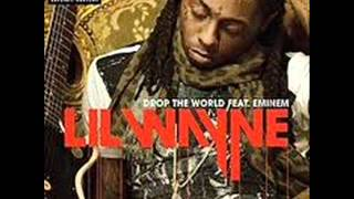 Lil Wayne ft. Eminem - Drop the World (Clean) (Fast Version)
