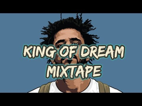 J. Cole - King Of Dreamz (FULL MIXTAPE)(NEW 2018)