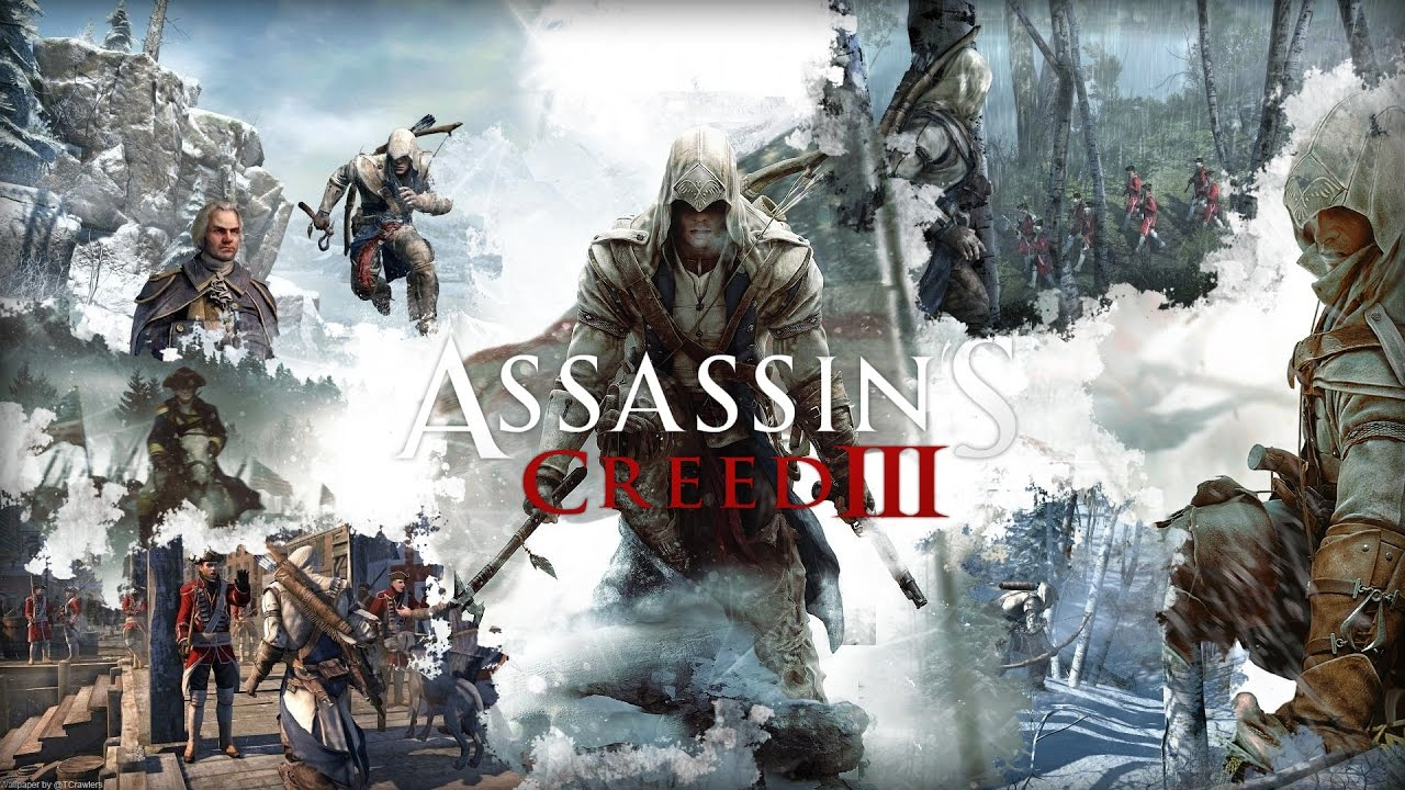 Assassins Creed 3 English Hindi Day1 Youtube