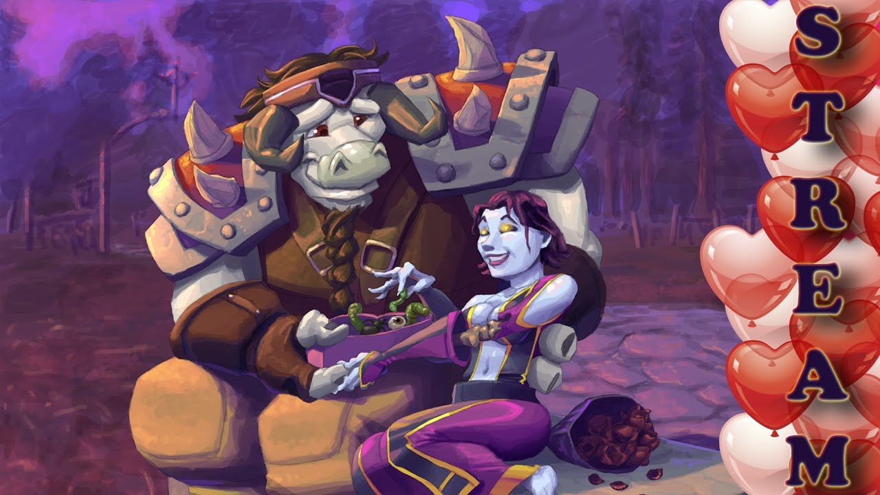 Stream Warcraft