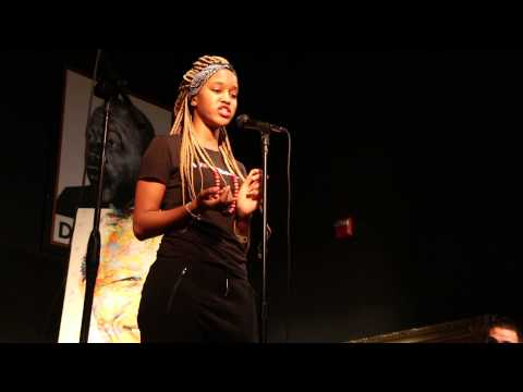Thabang Mashile - South African Poet at #LTABDMV 2015 #AzaniaToDC