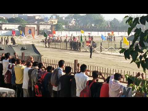 Aashu. Gujjar jab. Race. Video 1600m Indian. Arme race video. Baraut. bharti.ki race