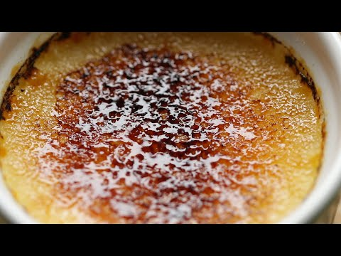 Download Youtube: 3-Ingredient Creme Brulee