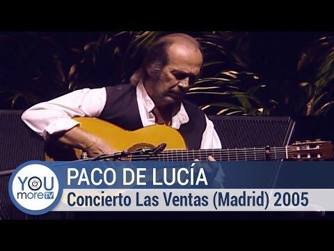 Paco De Lucía - Concierto Las Ventas (Madrid) 2005