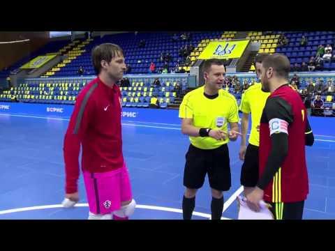 Highlights | Croatia 6:1 Belgium | Euro-2018 Main Round