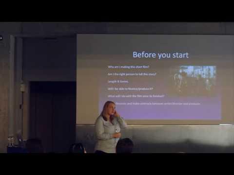 Eva Sigurdardottir - Pitching, Financing & Producing a Short Film